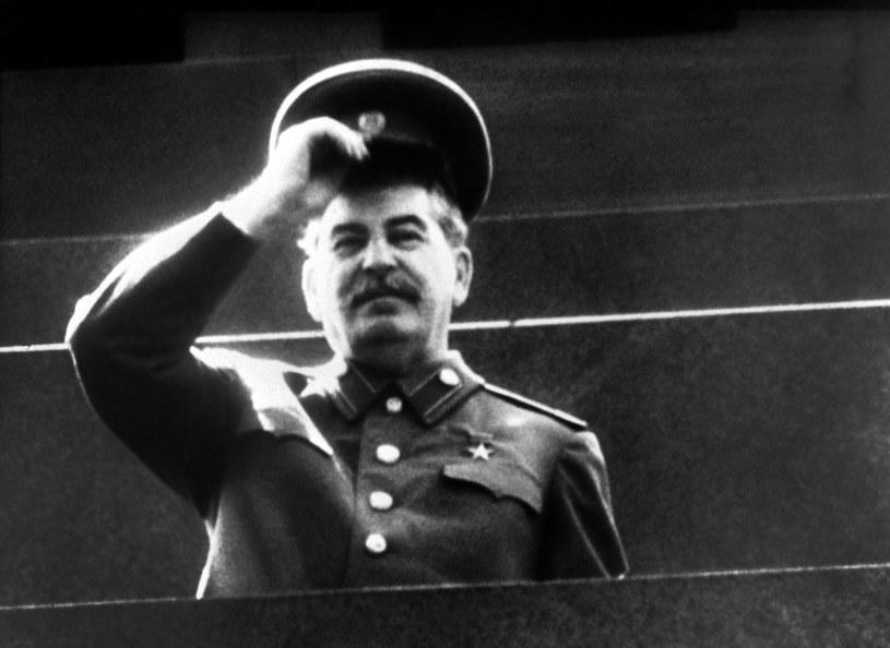 Józef Stalin nie miał skrupułów w wykorzystaniu konfliktu polsko-ukraińskiego dla własnych celów /AFP