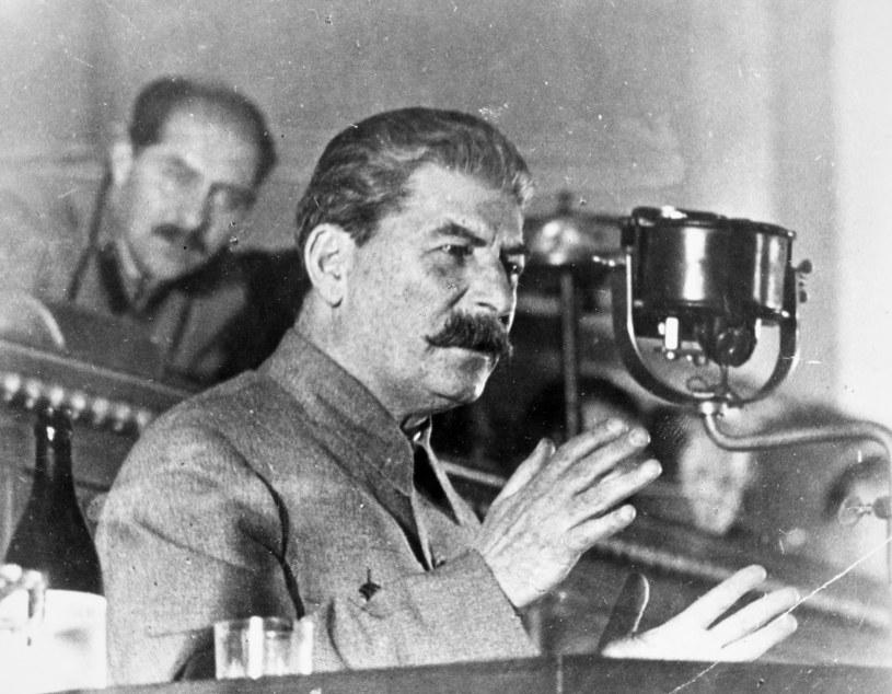 Józef Stalin potrafił być niezwykle czarujący /Granger History Collection /Agencja FORUM