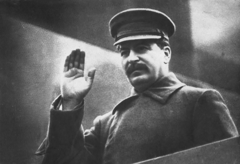 """Józef Stalin uważał, że """"do Polaków komunizm pasuje tak jak krowie siodło"""" /Mary Evans Picture Library /Agencja FORUM"""