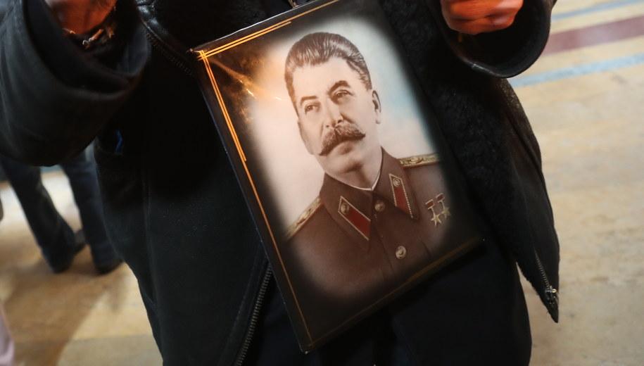 Józef Stalin /ZURAB KURTSIKIDZE /PAP/EPA