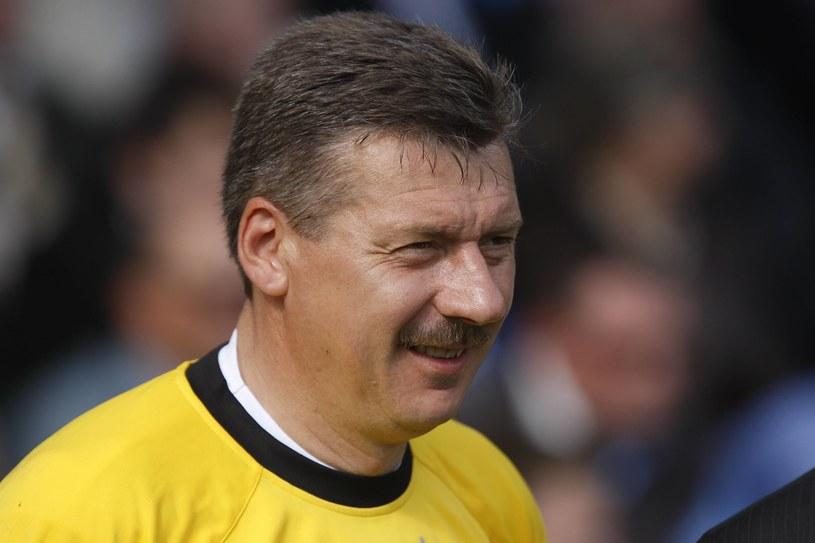Józef Wandzik rozegrał przeciwko Realowi świetny mecz /Fot. Grzegorz Celejewski /