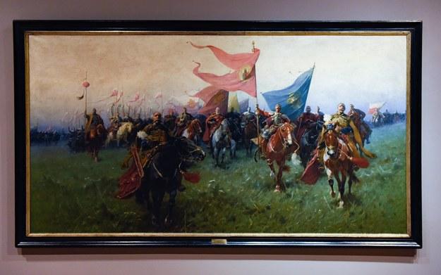 """""""Józefa Brandta fascynowały dzieje XVII-wiecznej Polski"""" /Agnieszka Sniezko /East News"""