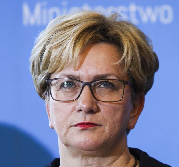 Józefa Szczurek-Żelazko, wiceminister zdrowia /FORUM