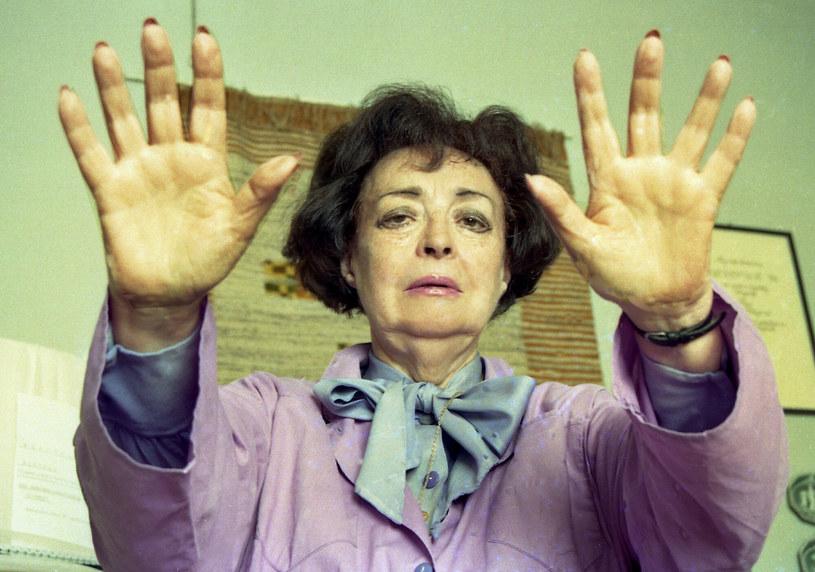 Józefina Pellegrini, fot. Marek Szymański