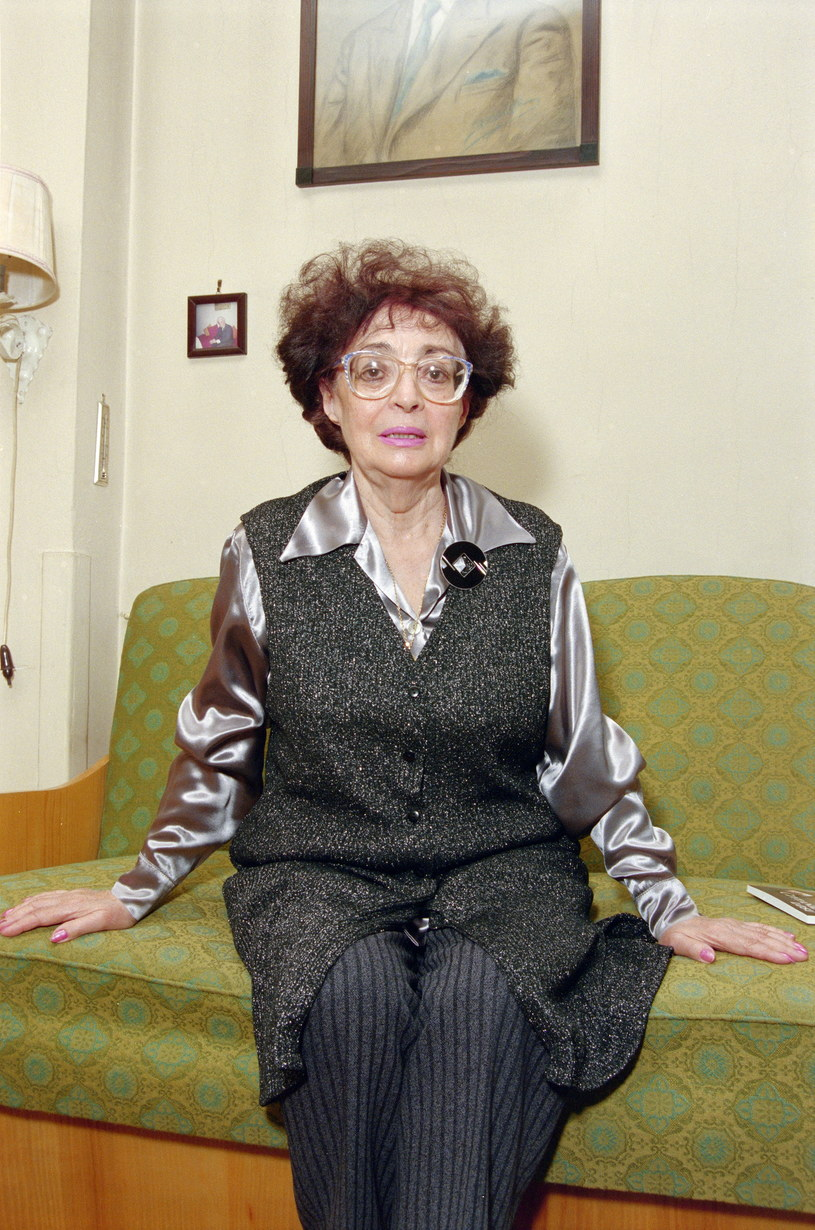 Józefina Pellegrini, fot. Marek Szymański /Agencja FORUM