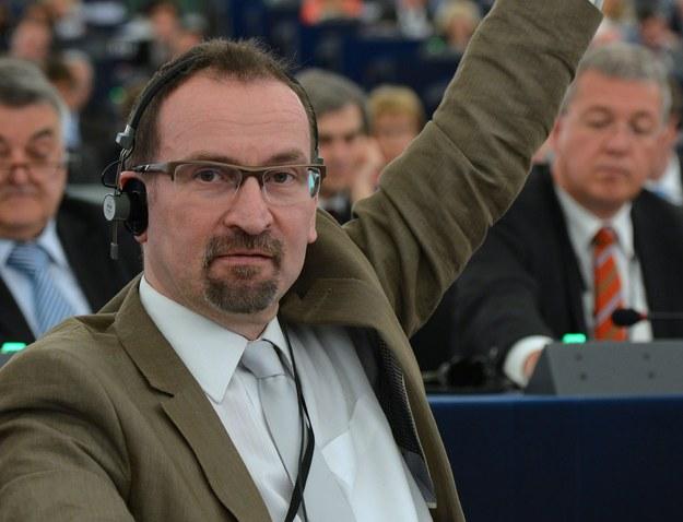 József Szájer /Patrick Seeger  /PAP/EPA