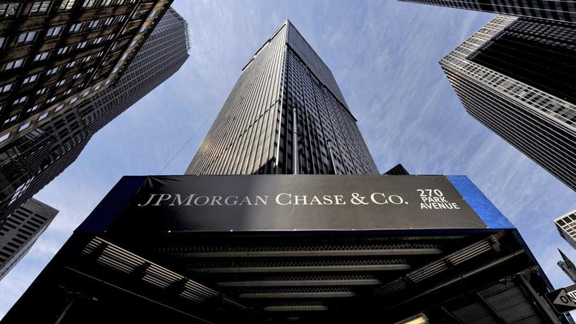 JP Morgan Chase - siedziba banku w Nowym Jorku /EPA