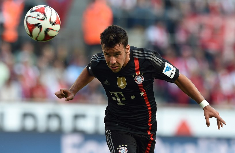 Juan Bernat, piłkarz Bayernu Monachium /AFP