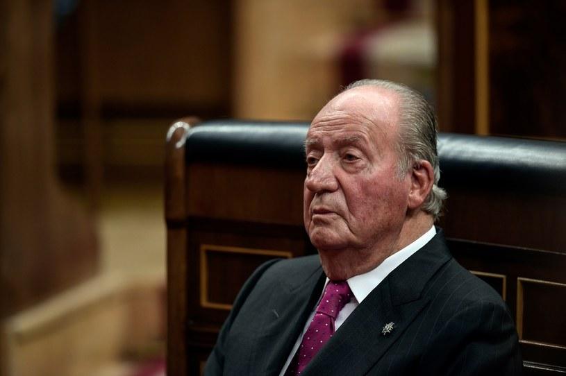 Juan Carlos I /OSCAR DEL POZO / AFP /AFP