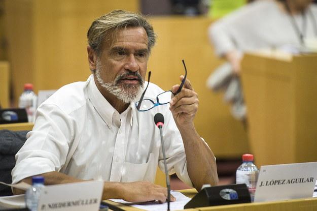 Juan Fernando Lopez Aguilar /Wiktor Dąbkowski   /PAP
