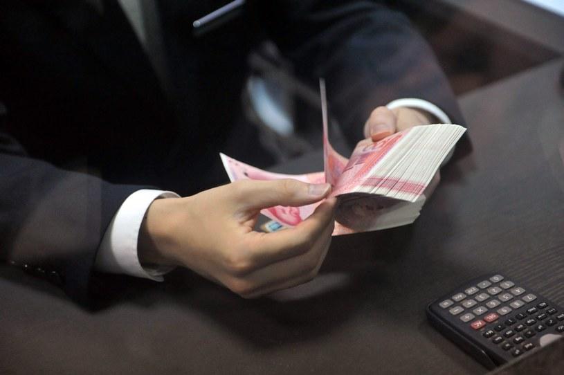 Juan najmocniejszy do dolara od marca /AFP