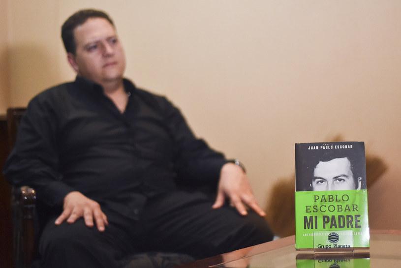 Juan Pablo Escobar /Luis Acosta /AFP