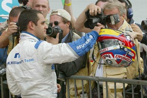 Juan Pablo Montoya (kliknij) /poboczem.pl