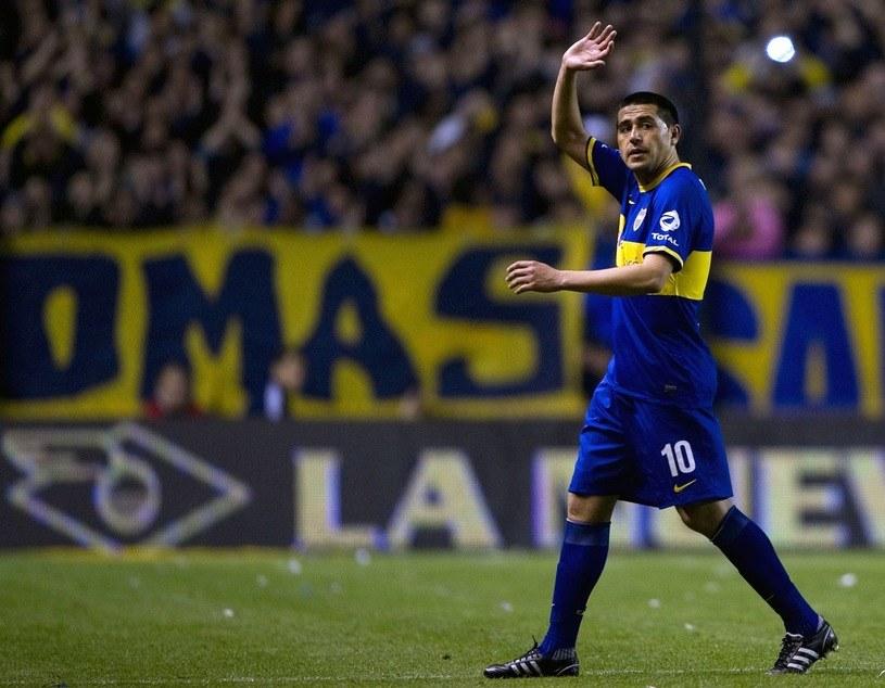 Juan Roman Riquelme /AFP