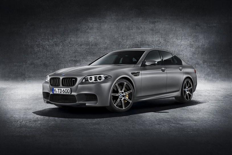 Jubieluszowa edycja BMW M5 /