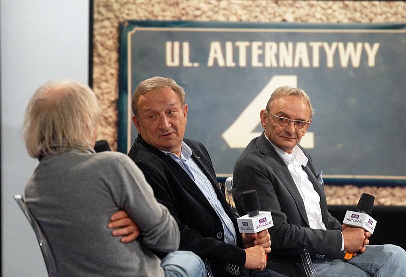 """Jubileusz serialu """"Alternatywy 4"""" /Marek Ulatowski /MWMedia"""