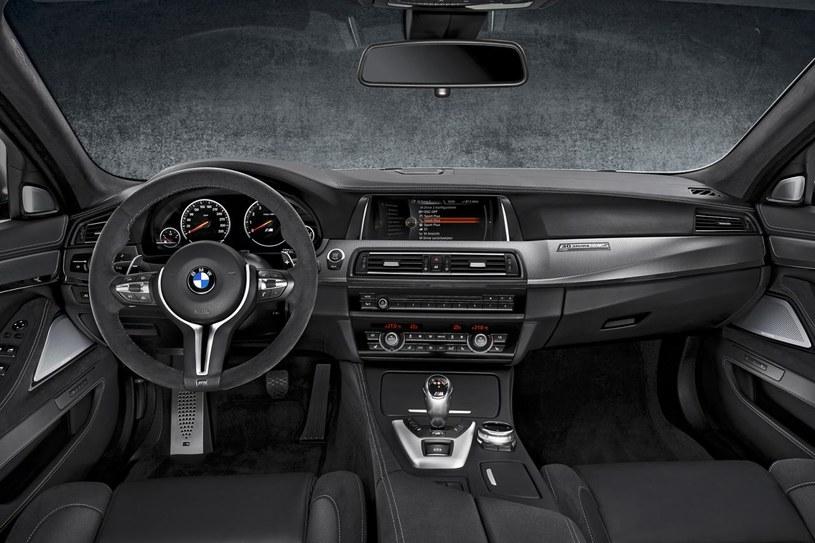 Jubileuszowa edycja BMW M5 /