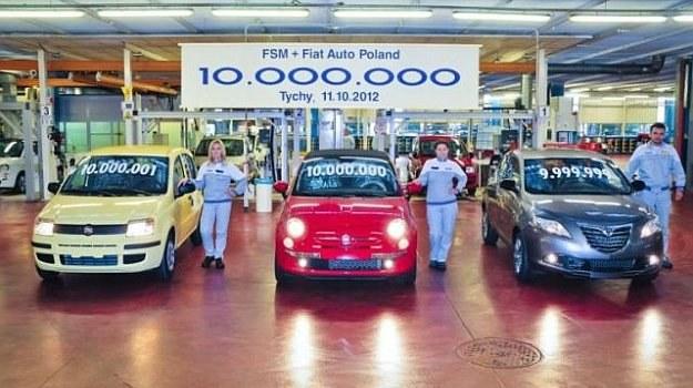 Jubileuszowym, 10-milionowym samochodem okazał się Fiat 500C 1.2 w kolorze czerwonym Rosso Corsa (wersja Lounge), przeznaczony dla klienta w Niemczech. /Fiat