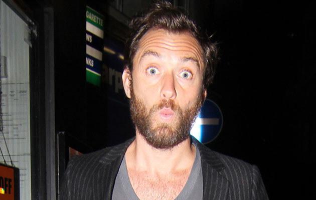 Jude Law  /Splashnews