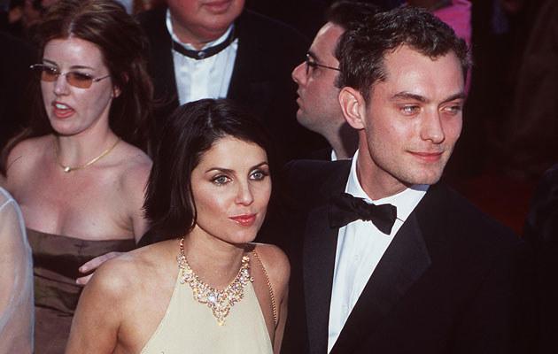Jude Law i Sadie Frost w 2000 roku, fot. David McNew  /Getty Images/Flash Press Media