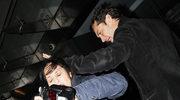 Jude Law pobił kobietę?!