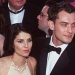 Jude Law pociesza się... byłą żoną