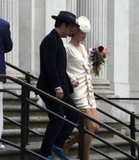 Jude Law wziął ślub w tajemnicy przed mediami. Kim jest jego żona?