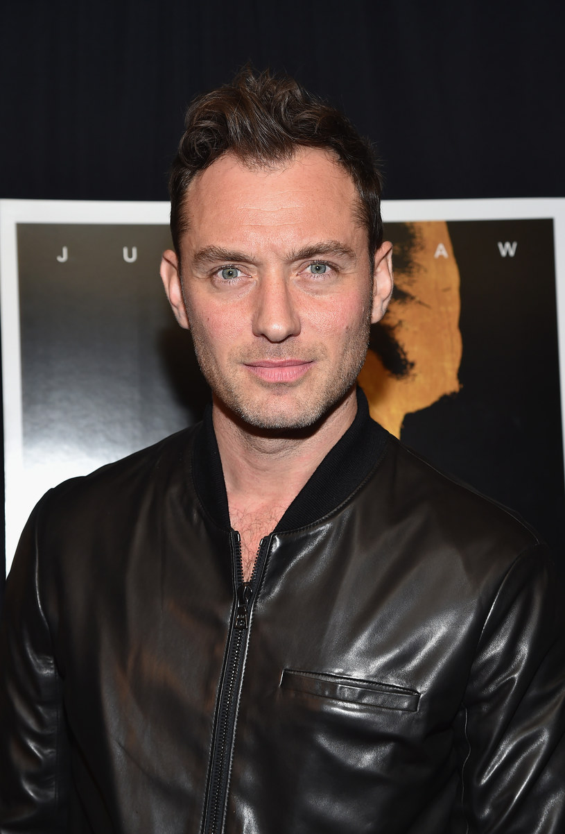 Jude Law /Mike Coppola /Getty Images