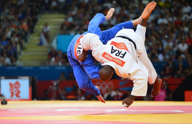 Judo to bardzo widowiskowy sport /AFP