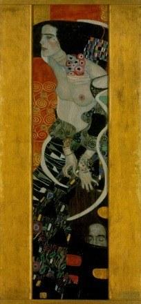 Judyta, Gustaw Klimt /