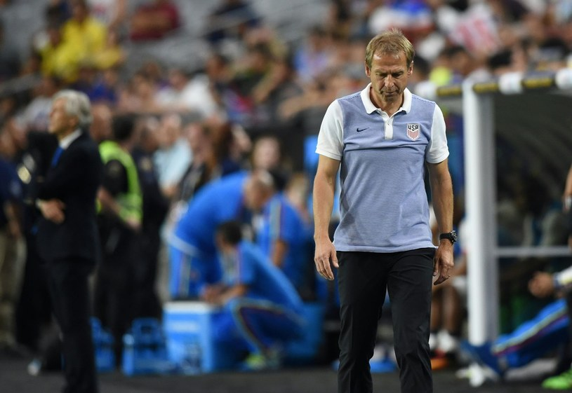 Juergen Klinsmann /AFP