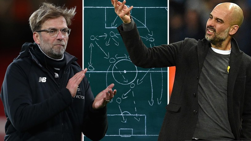 Juergen Klopp i Pep Guardiola /Getty Images
