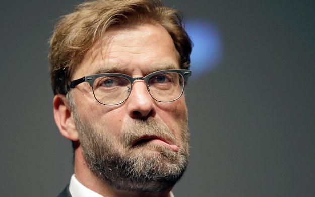 Juergen Klopp odmówił Olympique / Michael Sohn    /PAP/EPA