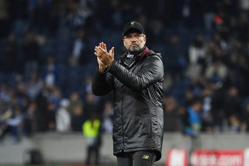 Juergen Klopp po pokonaniu Barcelony 4-0, w półfinale Ligi Mistrzów /AFP