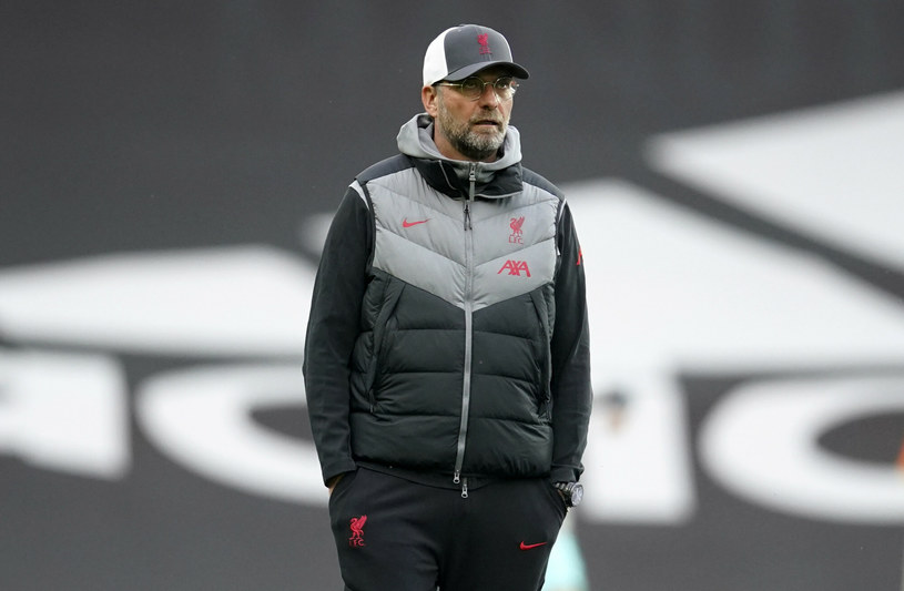 Juergen Klopp prowadzi FC Liverpool od 2015 roku /Pool AP/Associated Press/East News /East News