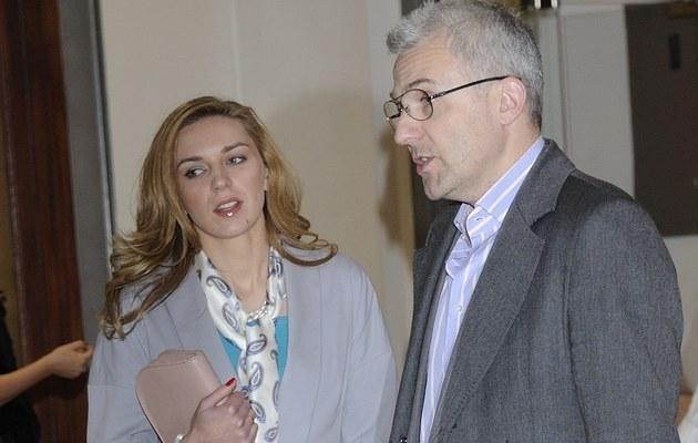 Julia Chmielnik i Hubert Urbański /- /MWMedia