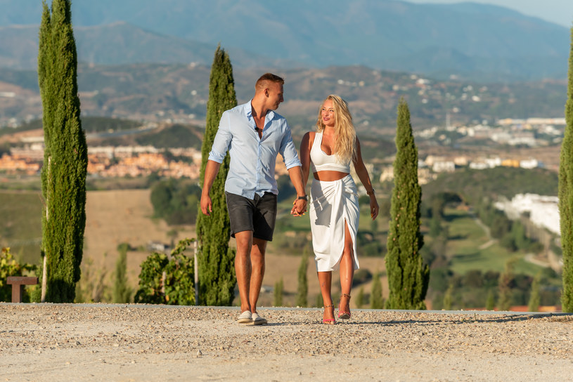 "Julia i Dominik - ""Love Island. Wyspa miłości"" /Polsat /Polsat"