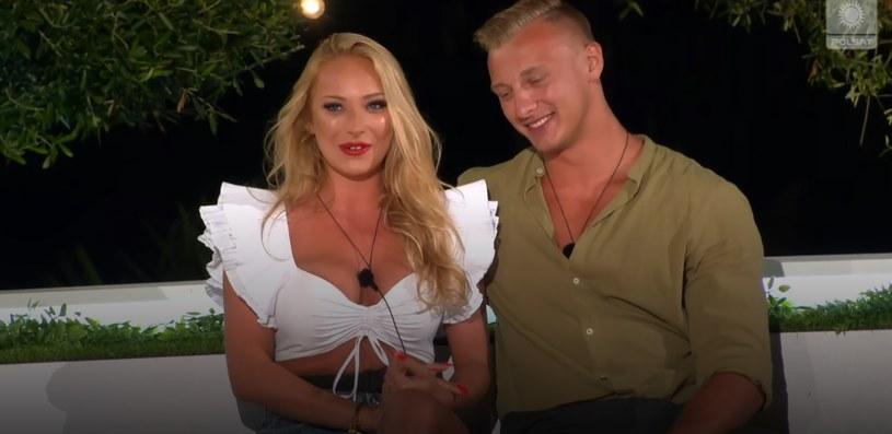 Julia i Dominik /Polsat/Ipla /Polsat