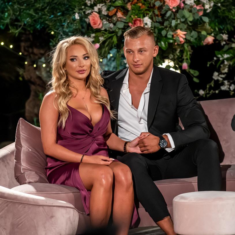 Julia i Dominik /Polsat /Polsat