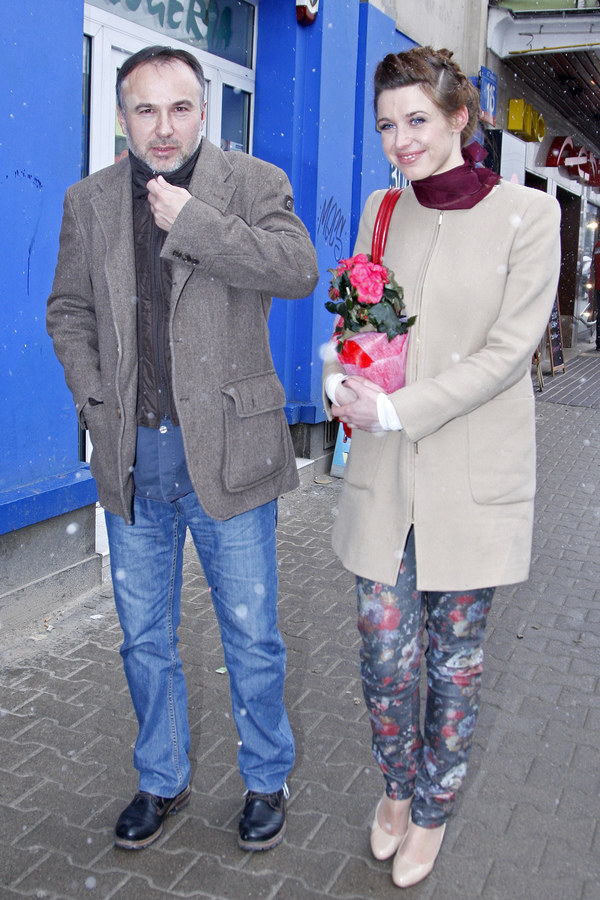 Julia Kamińska i Piotr Jasek /Krzemiński Jordan /AKPA