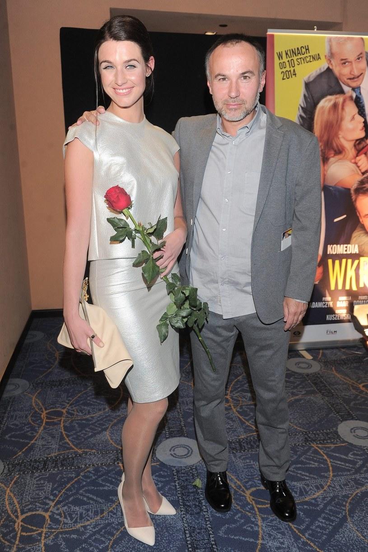 Julia Kamińska i Piotr Jasek /East News