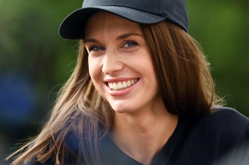 Julia Kamińska jest piękną kobietą. Zmysłowa sesja z szlafroku zachwyciła jej fanów /Beata Zawrzel /Reporter