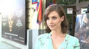 Julia Kamińska: Nie boję się kontrowersyjnych ról