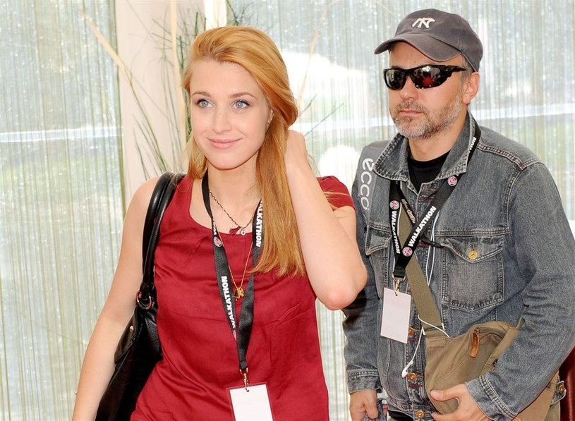 Julia Kamińska z Piotrem Jaskiem /Agencja W. Impact