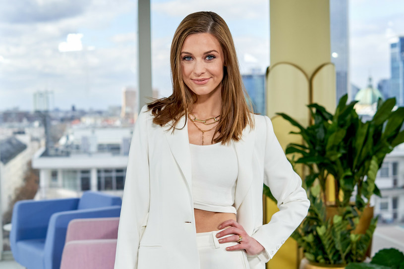 Julia Kamińska /Tomasz Urbanek/Dzień Dobry TVN/ /East News