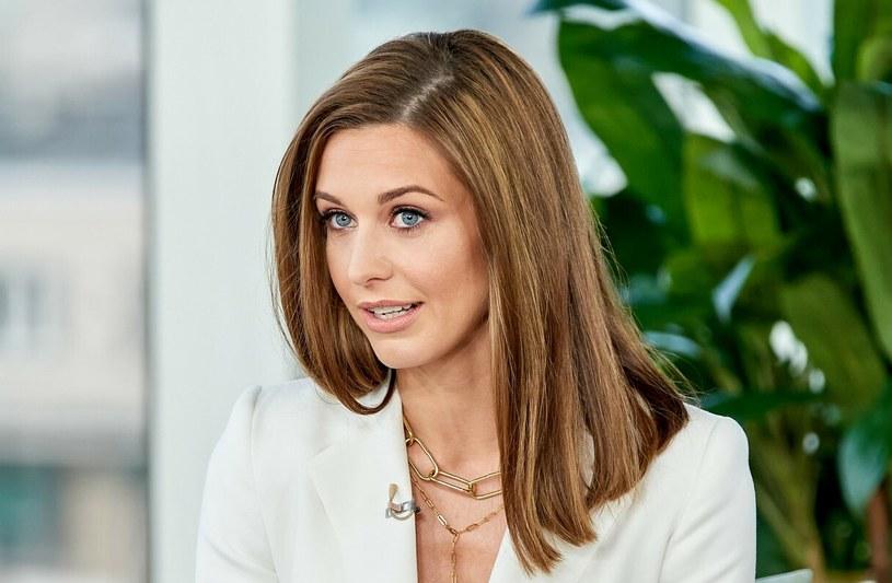 Julia Kamińska /TOMASZ URBANEK/Dzien Dobry TVN /East News