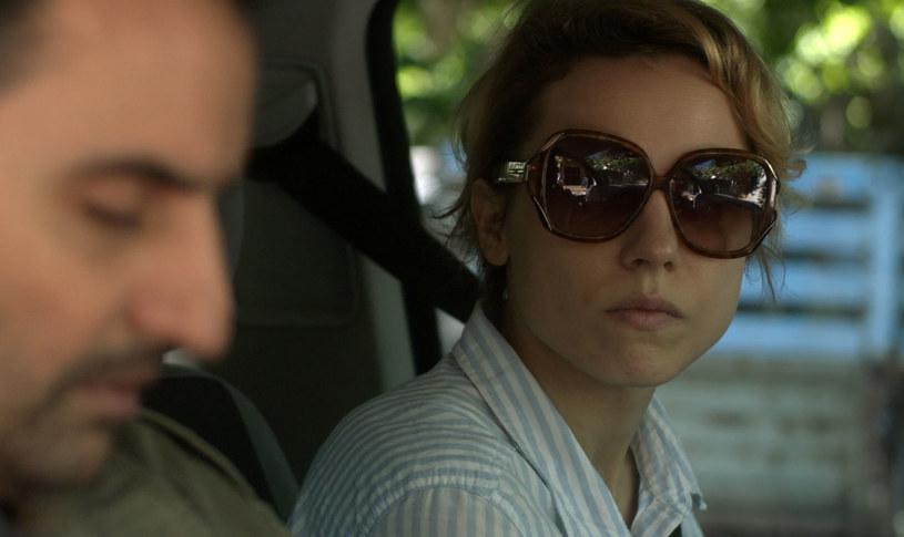 "Julia Kijowska w filmie ""Via Carpatia"" /Z. Kernbach /materiały dystrybutora"
