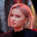 Julia Kuczyńska niecały rok po porodzie. Pozuje w bieliźnie