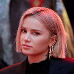Julia Kuczyńska wie, jak przyciągnąć uwagę