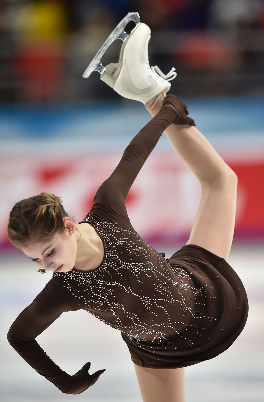 Julia Lipnicka /ALEXANDER NEMENOV /AFP